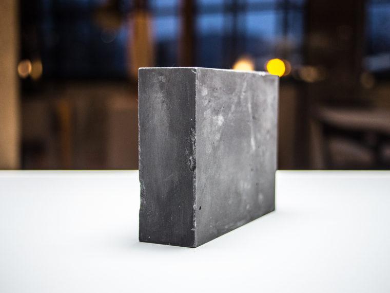 festplattengehäuse beton 1