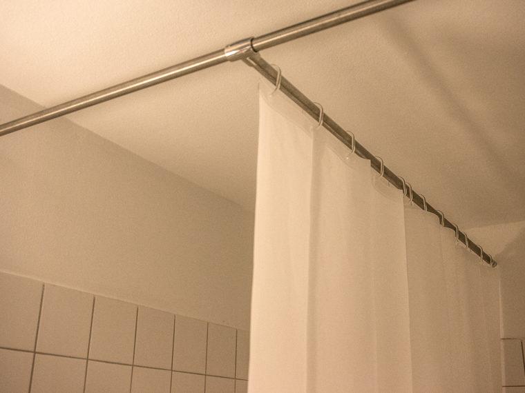 duschvorhangstange
